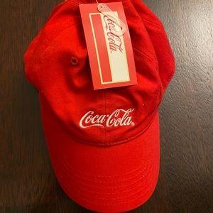 ❤️Just In❤️ NWT Coca-Cola Cap